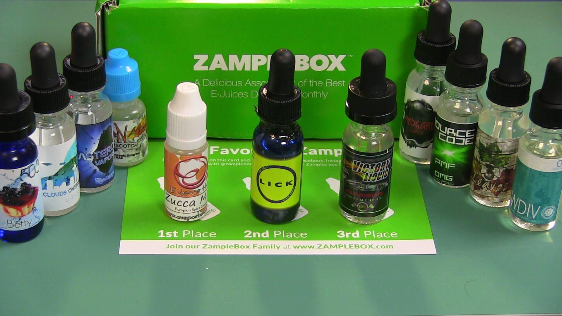 Migliori liquidi per sigaretta elettronica