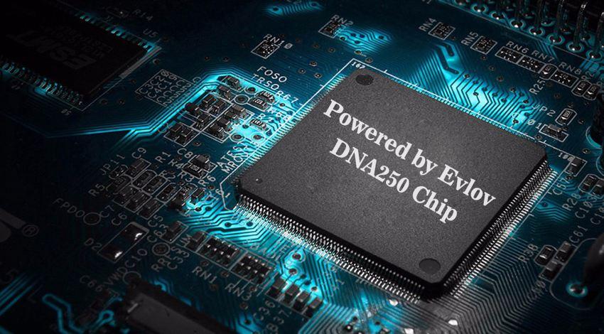 Chip dna by evolv