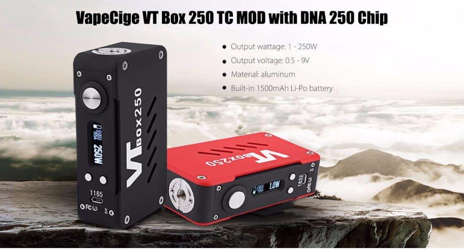 VTBox DNA 250