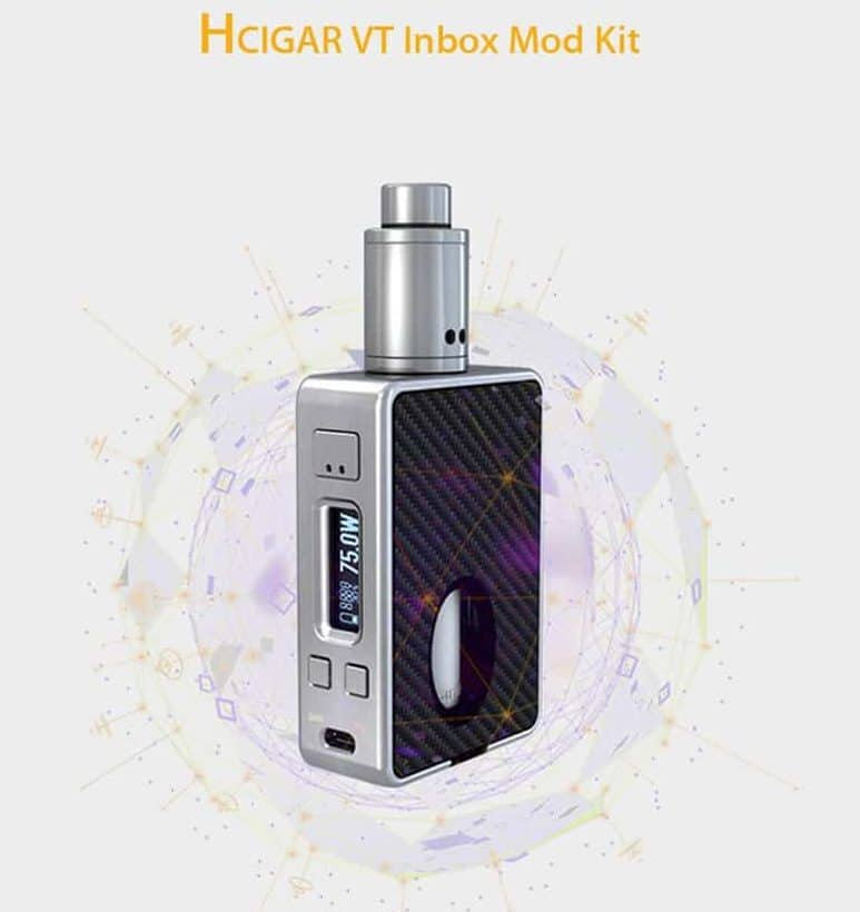 HCIGAR VT Inbox DNA 75 Mod Kit - Il DNA fatto BF