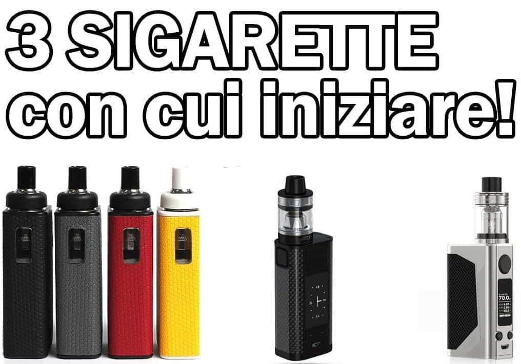 3 Sigarette elettroniche per iniziare | Joyetech