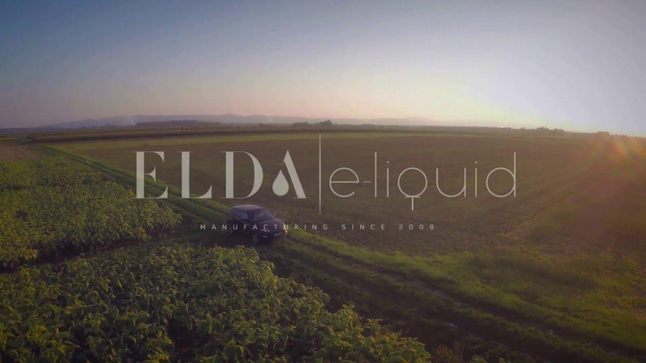 Liquido al Tabacco, Fruttato, Torta al limone = Recensione Liquidi della Elda e-liquid!