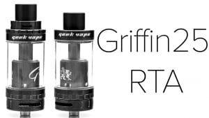 Atomizzatori Griffin 25 by GeekVape | Scoprili Tutti!